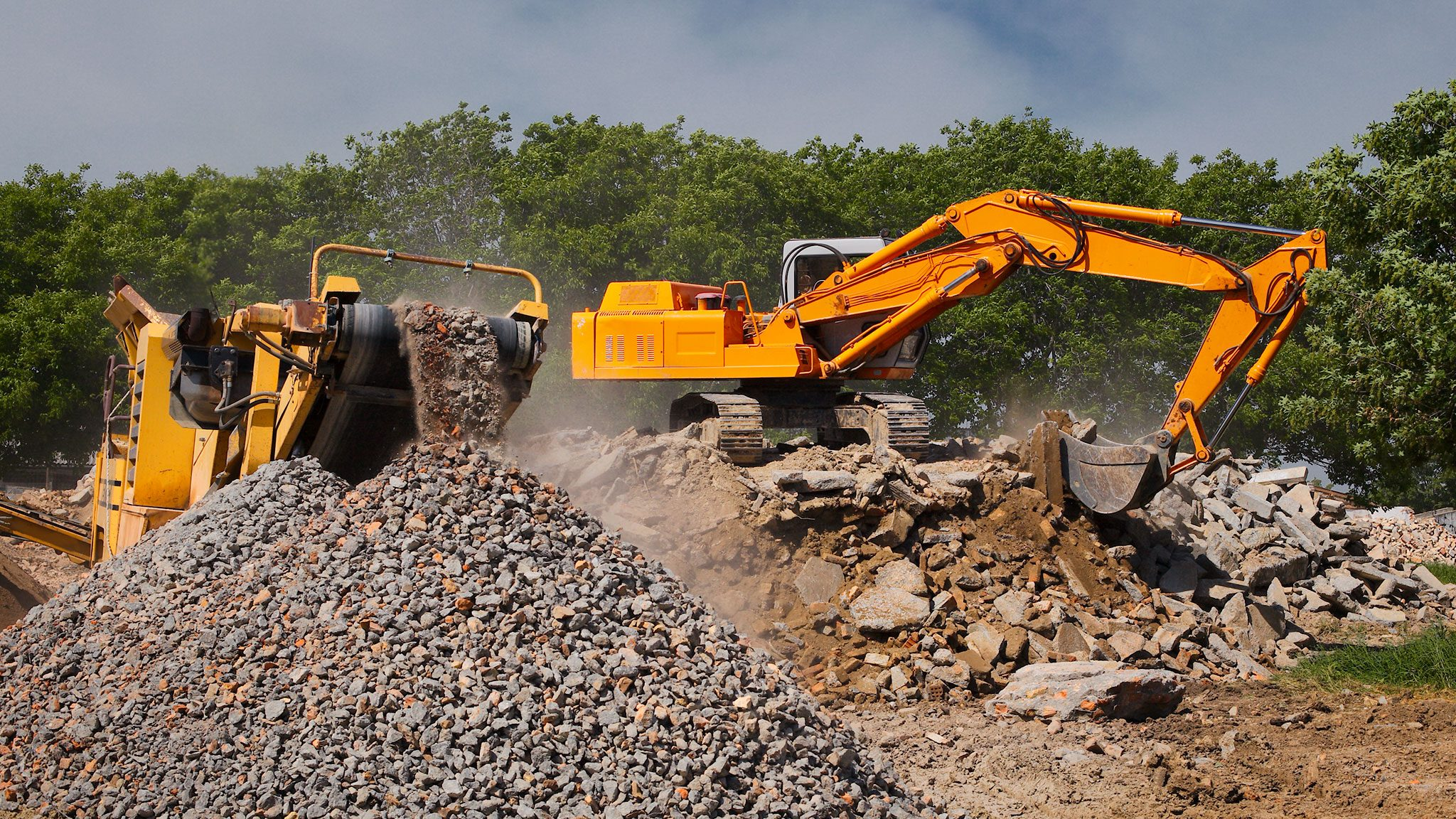 Construction Waste Recovery